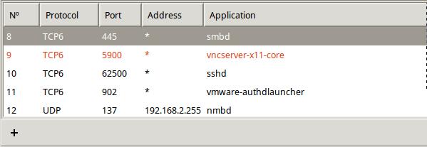 Gufw-VNC-port-active