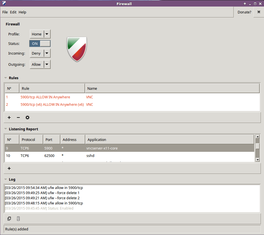 Gufw-with-VNC-Rules